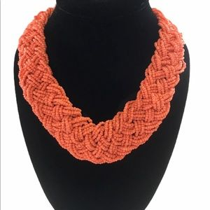 Jewelry - Coral beaded Necklace